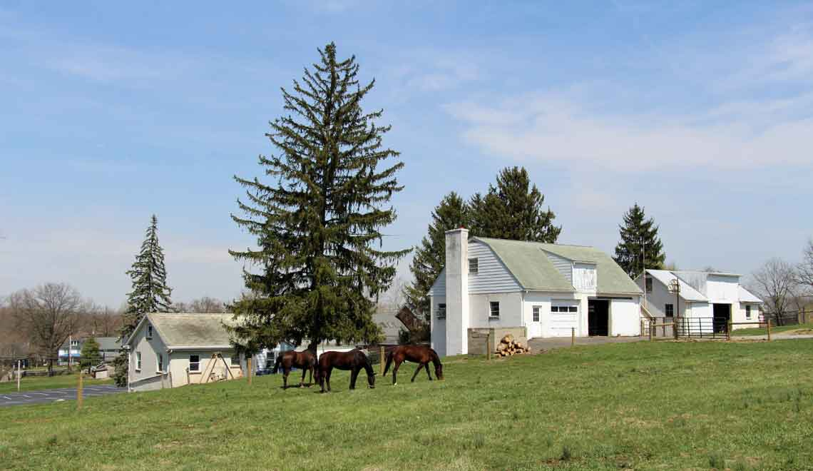 Amish vacation home