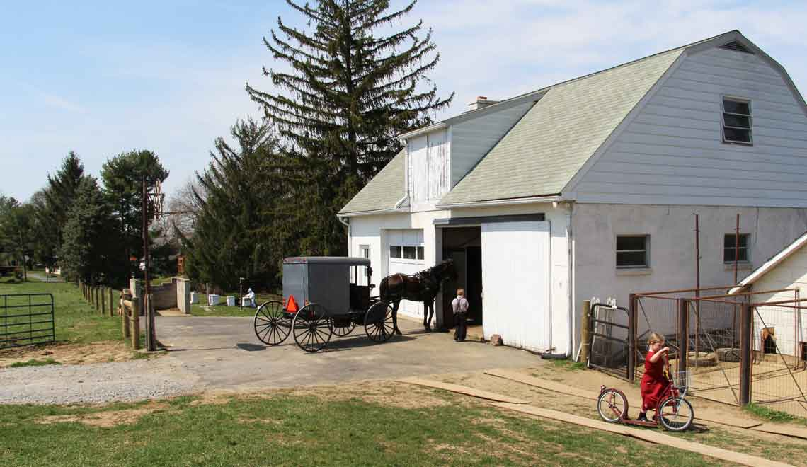 Paradise PA Amish Bed & Breakfast
